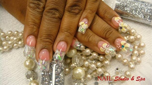 Glassy Pearls #1