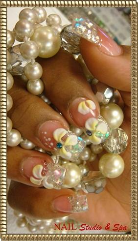 Glassy Pearls #2