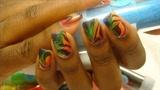 Rainbow Zebra #2