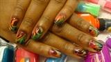 Rainbow Zebra #1