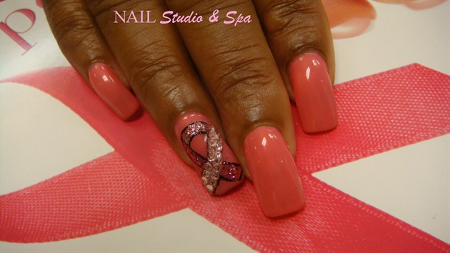 Pink Ribbon (Breast Cancer Awareness) 1