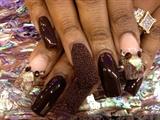 Dark Chocolate Caviars & Shells