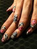 Abstract Zebra 2