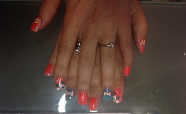 Alba nails