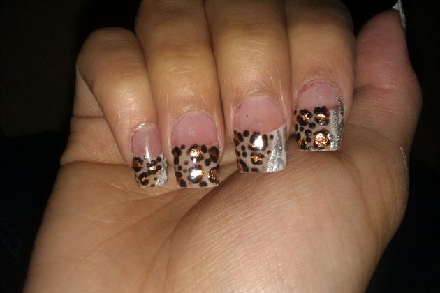 Cheetah & zebraa