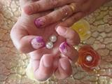 nails art alexandra