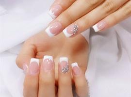 nail art: French