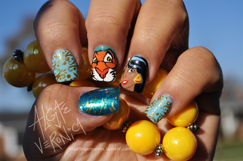Nail Art Pictures Nails Mag Nail Art Gallery