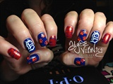 Detroit Tigers nails
