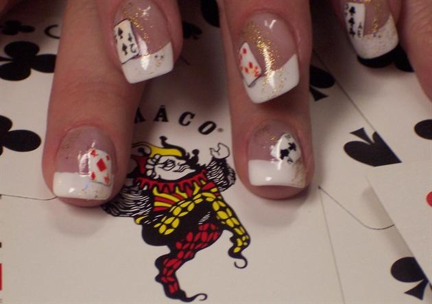 las vegas baby! - Nail Art Gallery