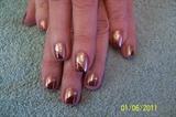 brown side burst