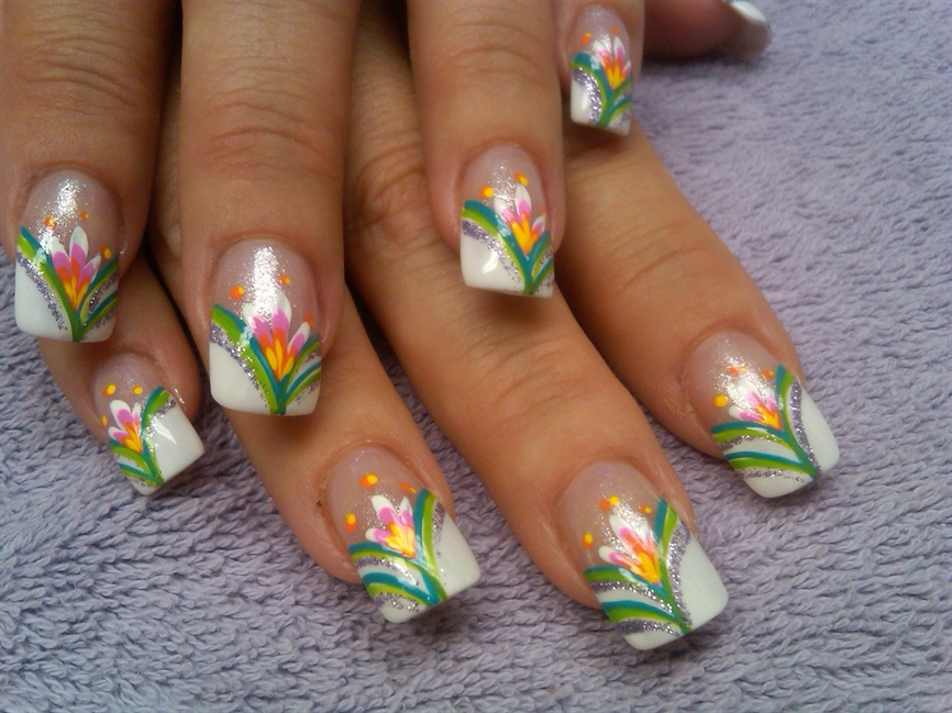 Sues french hawaii nail art gallery prinsesfo Choice Image - Hawaii Nail Designs Choice Image - Nail Art And Nail Design Ideas