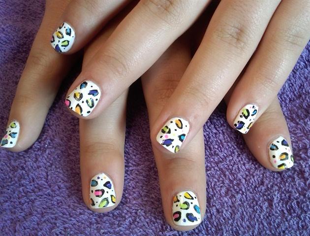 color me leopard