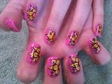 crazy daisy claw