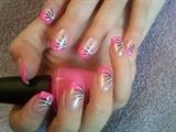 pink summer burst
