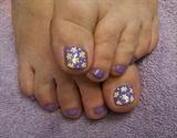 daisy dukes toes