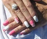 pink & white or white & pink?
