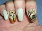fall nails (rt hand)