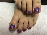 Pretty Purple!