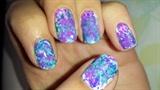 Spring splatter nails