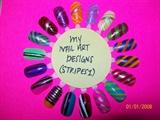 NAIL ART-STRIPES 2