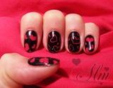 Neon Valentine Hearts ❣