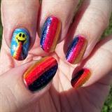 Smile Til You Puke A Rainbow