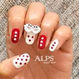 Polka Dots by Alpsnailart