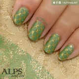 Mother's day Nailart By Alpsnailart