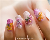 BCA Nails Tutorial by @alpsnailart