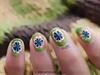 Blobbicure Dry Marble Nails @alpsnailart