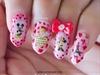Valentine Day nail tutorial @alpsnailart