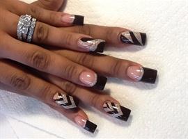 nail art: Fall ready
