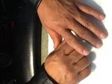 Real men get manicures