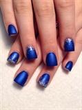Matte Blue Ice 2
