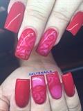 Sheer Red