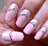 Pink n Silver bling 💍