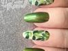 Leaf water decals