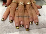 Back & Gold