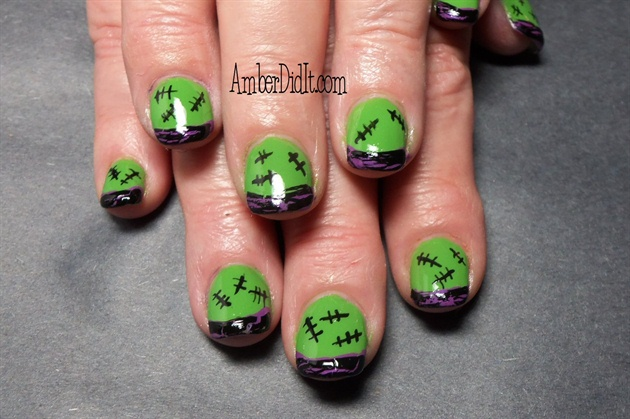 Franken Nails