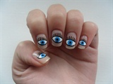 Eye nails