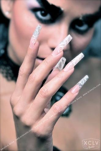 """Monroe"" nail form 3"