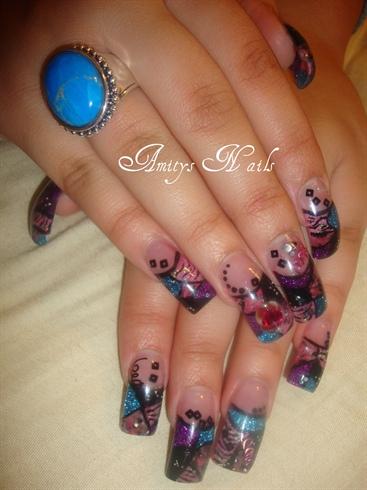 Purple Love...