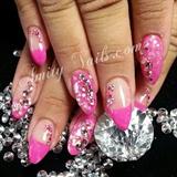 pink stilleto