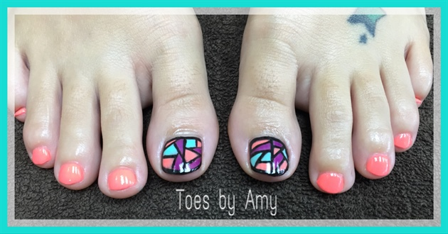 Geometric Toes