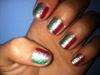 Italian Nail art