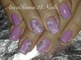 Lila Nails!