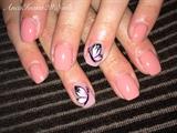 Butterflies Nails