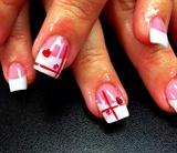 Valentine's Pink & White