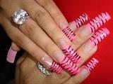 Nail art by  Andra
